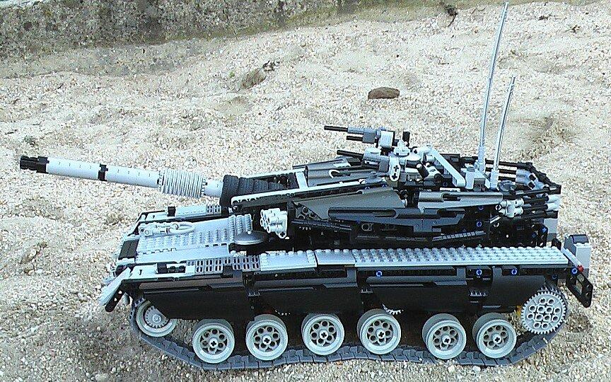 Лего фото танки 8